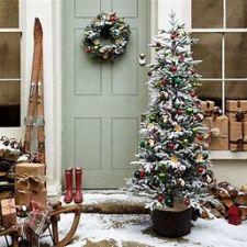 Décoration des sapins de Noël